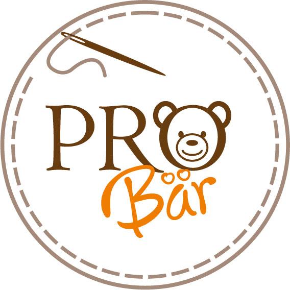 Teddys Kreativ Schnittmuster 2 - ProBeer - Materials to build bears
